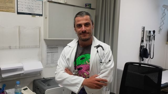 Доктор Фернандо Каудевилья
